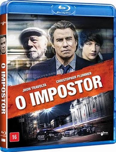 Filme Poster O Impostor BDRip XviD Dual Audio & RMVB Dublado