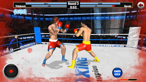Kickboxing - Road To Champion