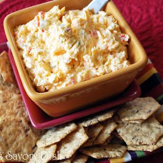 Southern Style Jalapeno Pimento Cheese