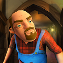 Scary Stranger 3D icon