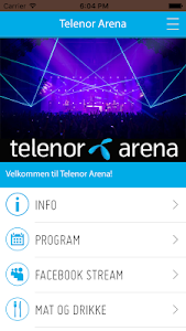 Telenor Arena screenshot 0