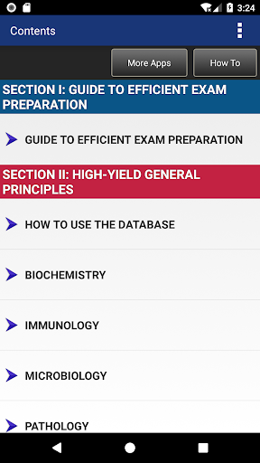 First Aid For The USMLE Step 1, 2019 App Report on Mobile