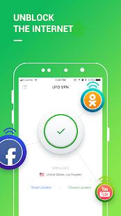 UFO VPN-Unlimited, Best, Free, Fast VPN Service 2