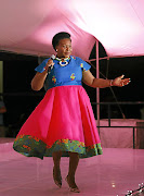 Yvonne Chaka Chaka was meant to be honoured with a doll, but it looked nothing like her.
