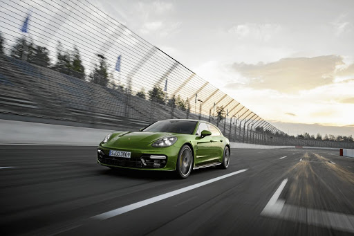 The Panamera GTS slots in below the Turbo model, and is detuned to 338kW.