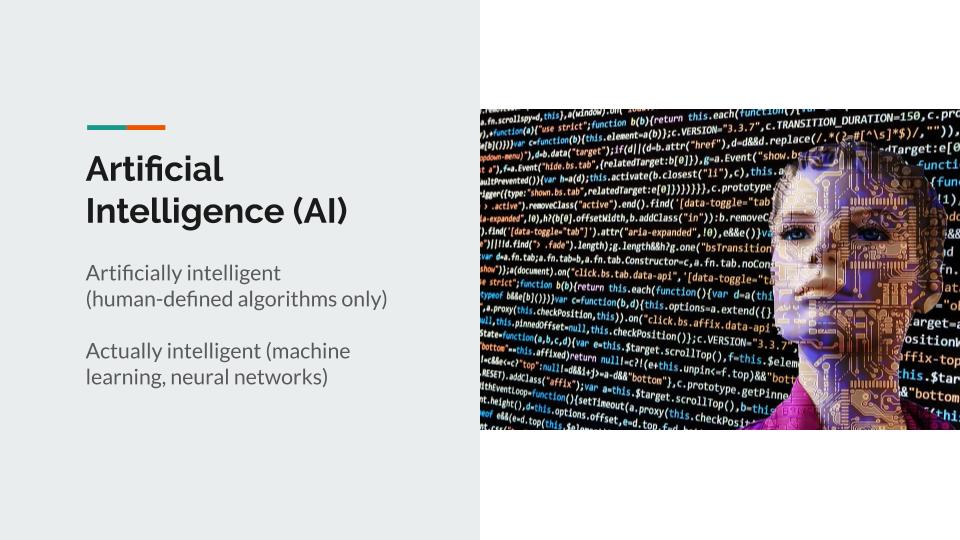 AI types