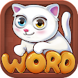 Word Home - Cat Puzzle Game icon