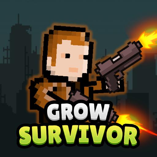 Grow Survivor - Dead Survival Icon