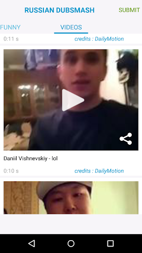 Videos for Dubsmash Russia