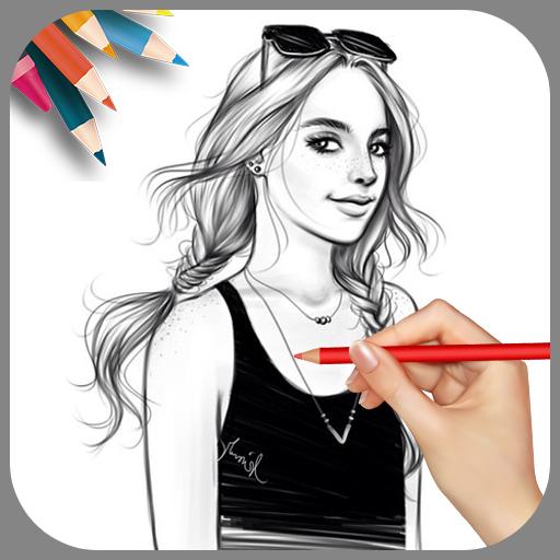 Pencil Sketch - Sketch Photo Maker
