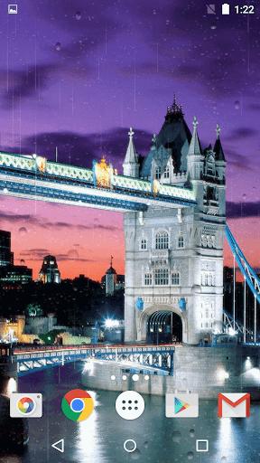玩免費個人化APP|下載伦敦雨动态壁纸 app不用錢|硬是要APP