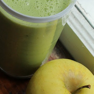 Chayote Kale Breakfast Smoothie