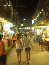 Photo: After Amsterdam, time for Full Moon party.