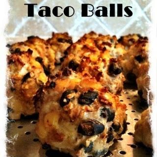Taco Balls
