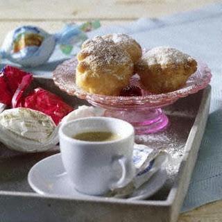 Ravioli dolci (Süße Teigtaschen)
