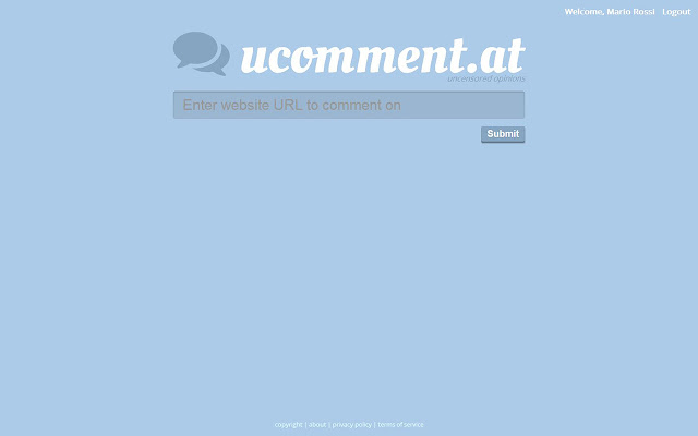 UComment.at