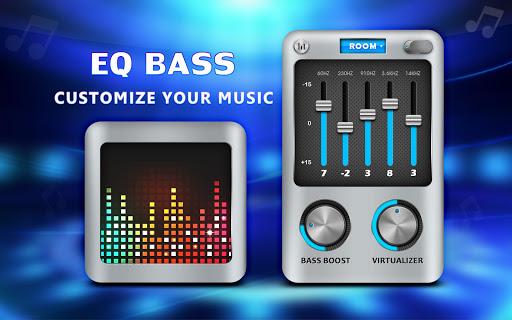 Equalizer, Bass Booster & Volume Booster - EQ 1.5.7 screenshots 7