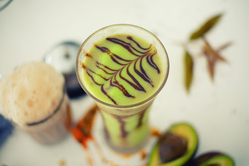 JUS ALPUKAT by Muhammad Fadhil - Food & Drink Fruits & Vegetables ( fruits, food style, juice, mix, indonesia, drink )