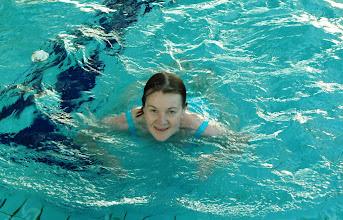Photo: 45 minuutin uintitreeni takana!