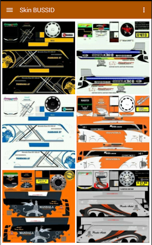 Download SKIN BUSSID Lengkap APK latest version Game by