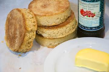 Baking Essentials: Oven-Baked English Muffins