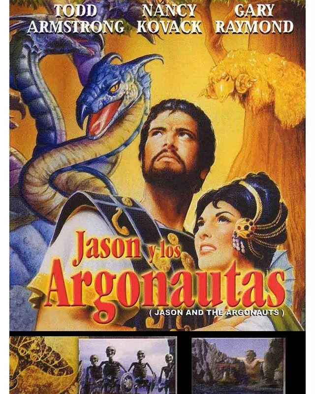 Jason y los argonautas (1963, Don Chaffey)