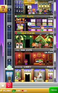 Tiny Tower Vegas Screenshot