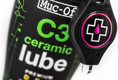 Muc-Off C-3 Dry Ceramic Chain Lube, 120ml alternate image 2