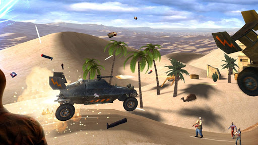 Zombie Derby 2  screenshots 11