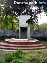 Photo: Eng. Faruq Ahmed monument