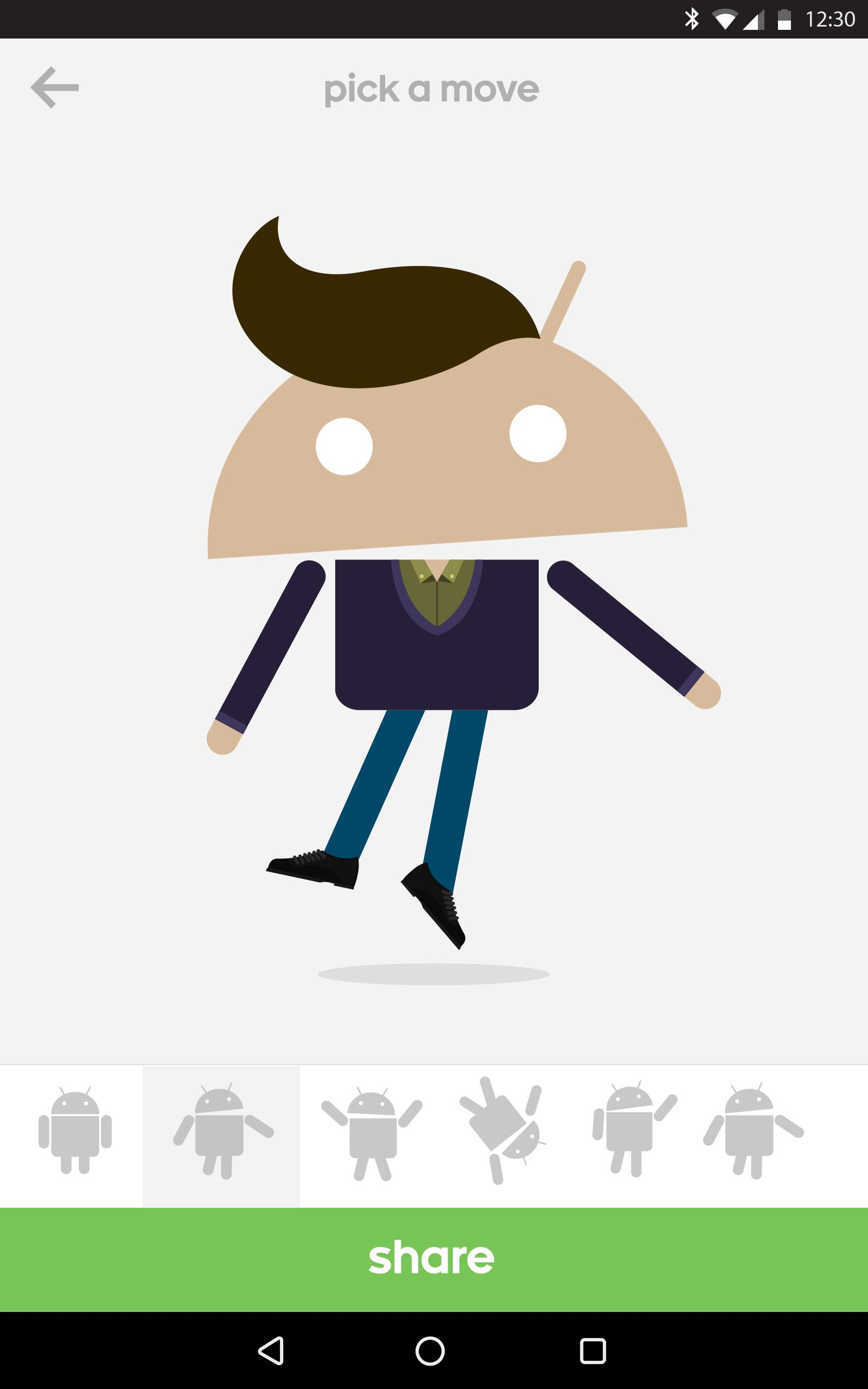 Androidify screenshot #10