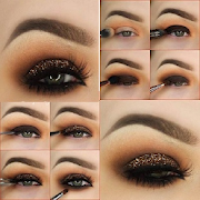 2018 Eye Makeup Steps APK