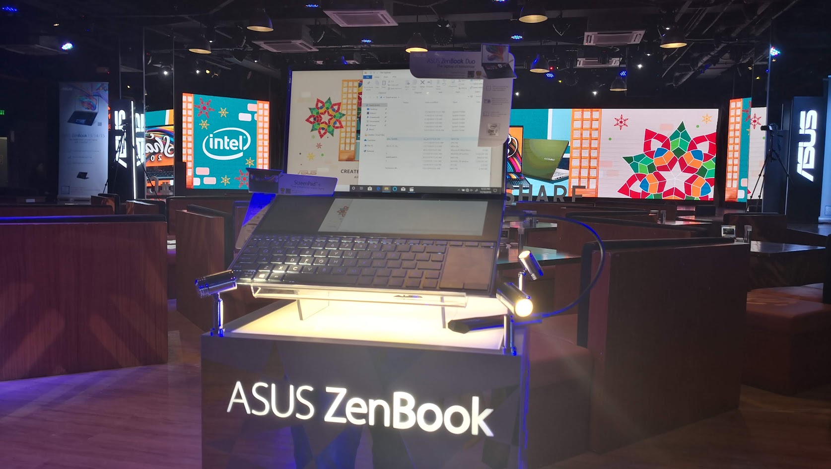 Asus Create and Share this Christmas