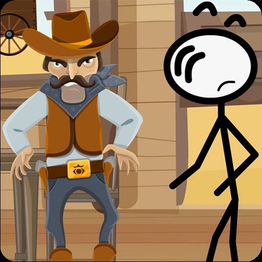 Stickman and guns