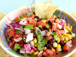 Calico Salsa Recipe