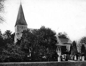Photo: St John's Church Wateringbury