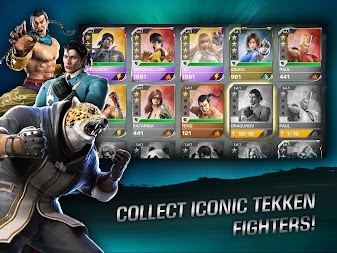 TEKKEN™ APK screenshot thumbnail 12