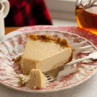 Maple Cheesecake.