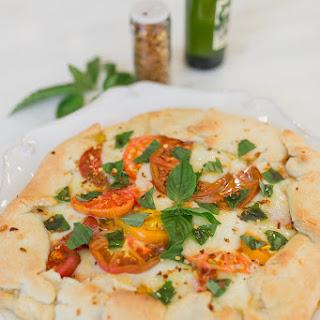 Heirloom Tomato Gallette