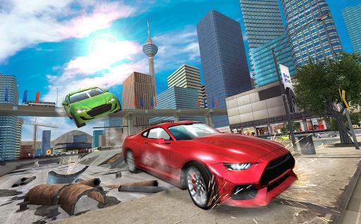 Car Driving Simulator Drift  screenshots 13
