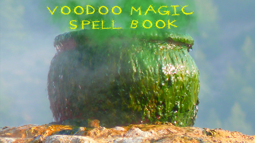 Spell Book For Voodoo Magic for PC