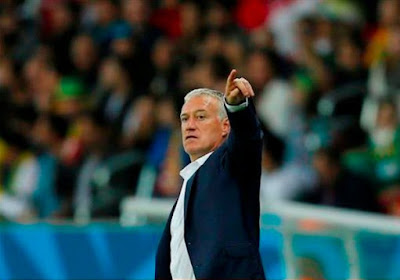 """Didier Deschamps: """" On continue à être performant """""""