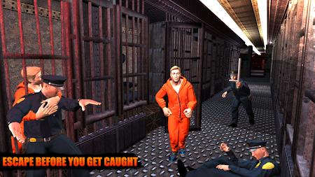 Police Airplane Prison Escape 1.6 screenshot 1108697