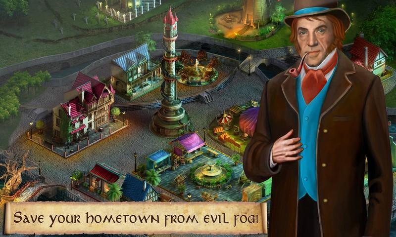 Mysteries of Neverville- screenshot