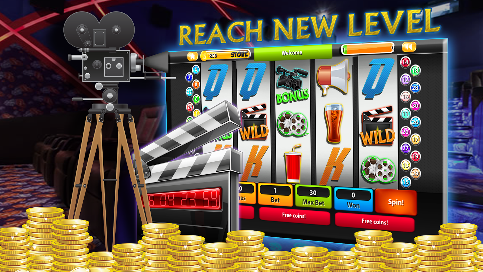 movie slots | Euro Palace Casino Blog