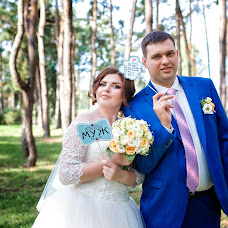Wedding photographer Nikolay Kolishev (NikolayKoryagin). Photo of 12.09.2017