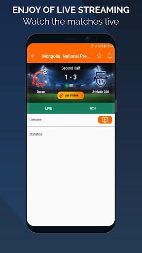 Goalkolik screenshot 1