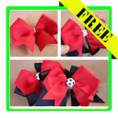 Easy Hair bow Tutorials