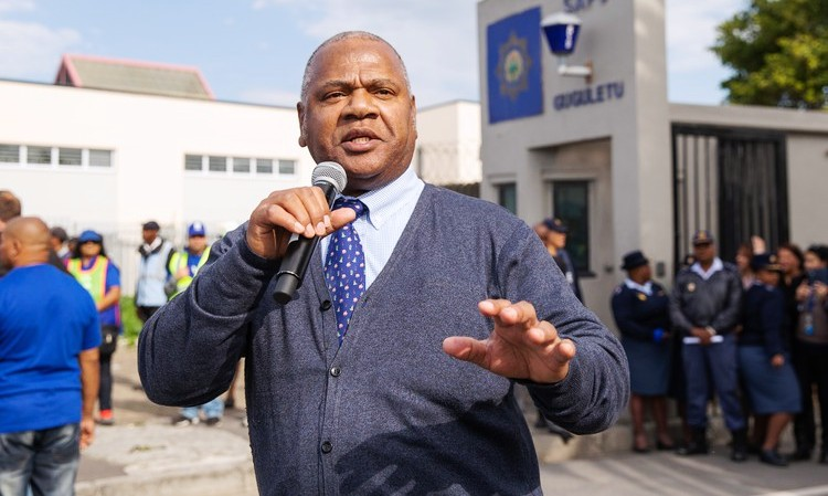 Cape Town mayor Dan Plato briefed the city's four million people on Thursday about how city council services would be delivered during the three-week Covid-19 lockdown.