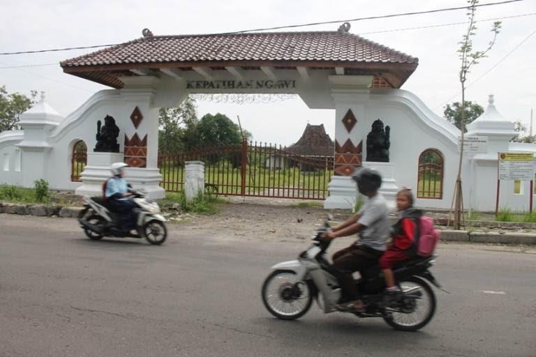 Wisata Heritage Kepatihan Ngawi